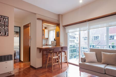 Cozy apartment in the heart of Recoleta - Daire