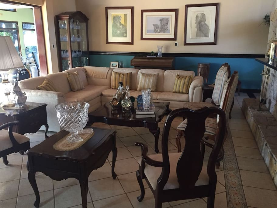 Sala/ Living room