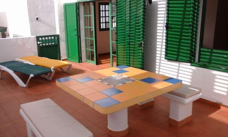 Apartment MARFORSI in Costa Teguise