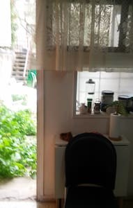 The hidden appartment with a small patio - Rehovot - Byt