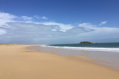 Gîte au calme - Vue mer - Île de Houat