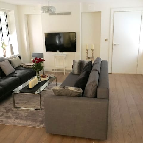 LUXURY!! NEW! 2BED/2BATH COVENT GARDEN 3min subway - London - Apartment