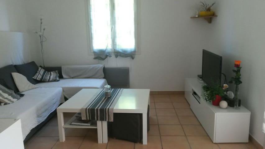 Bel appartement à 5 minutes d'Aix en Provence - Aix-en-Provence - Flat