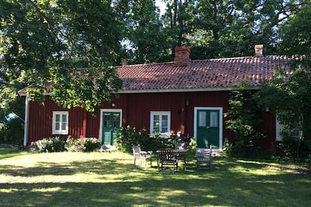 Charming Summer Cottage, Southern Sweden