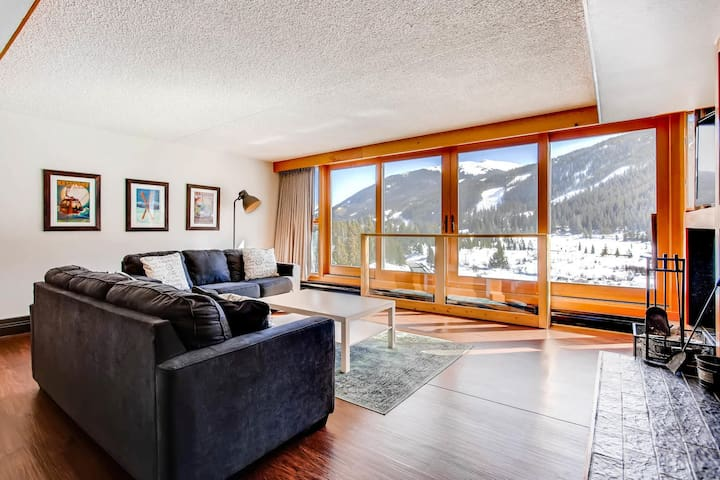 Relax in style with amazing views! - Keystone - Condominium
