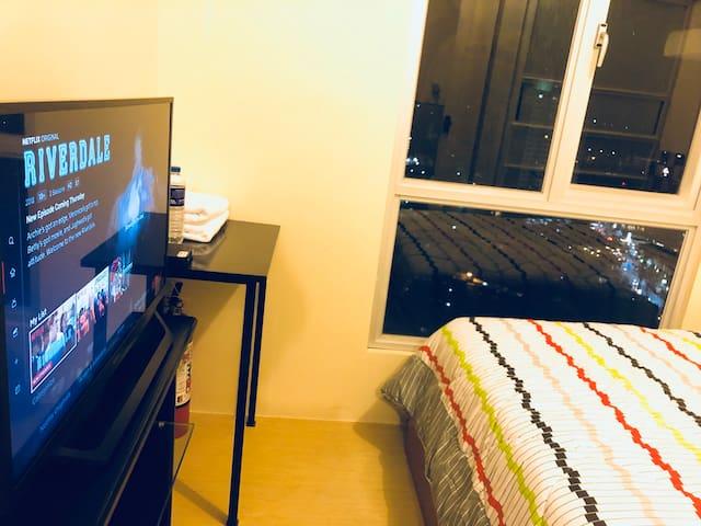 Cagayan de Oro - Netflix Condo Staycation