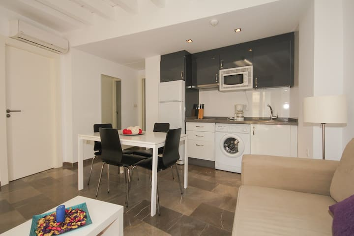 FUNCTIONAL APARTMENT AND IN THE CENTER !!! :) - Granada - Wohnung