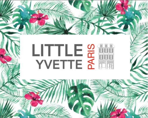 NEW Little Yvette - Artist Studio, calm 1-2 pers