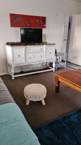 Lounge space with Television with Sky,  Netflix, Wifi