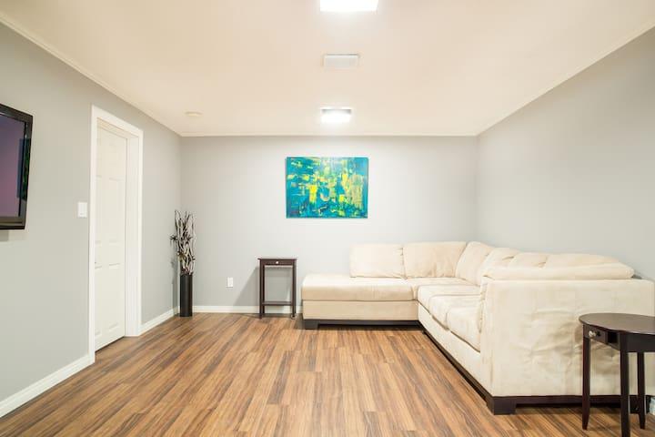 Remodeled Basement Suite - Regina - Bungalow