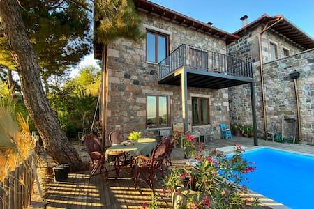 Assos Stone House