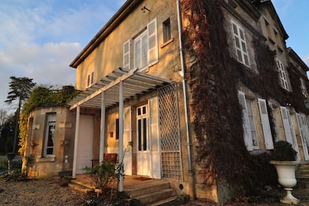 Beautiful authentic Mansion - Rachecourt-Suzémont - Talo