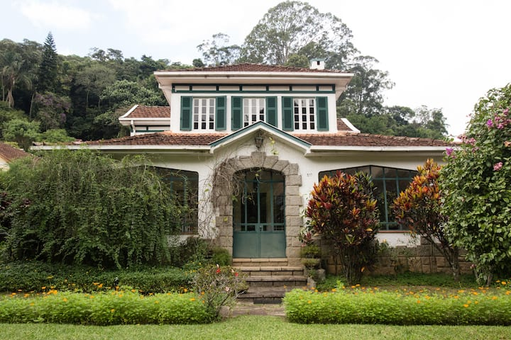 Studio apartment in Petropolis
