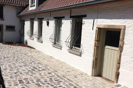 Boerderijtje/farmhouse - Ninove - Haus