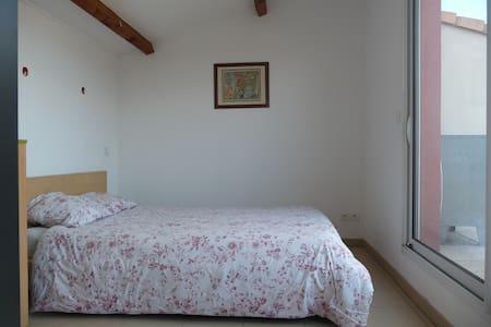 Chambre au pied du Pic St Loup - Saint-Mathieu-de-Tréviers