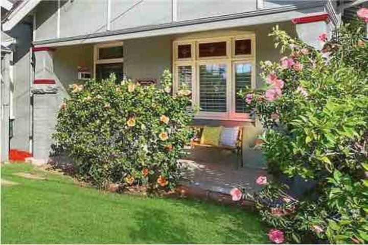 Sydney(悉尼市区)Chatswood 花园别墅独立双人房一间