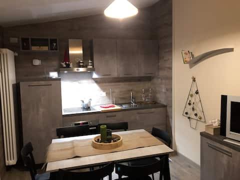 Intero appartamento, Borgata Baracco 4,