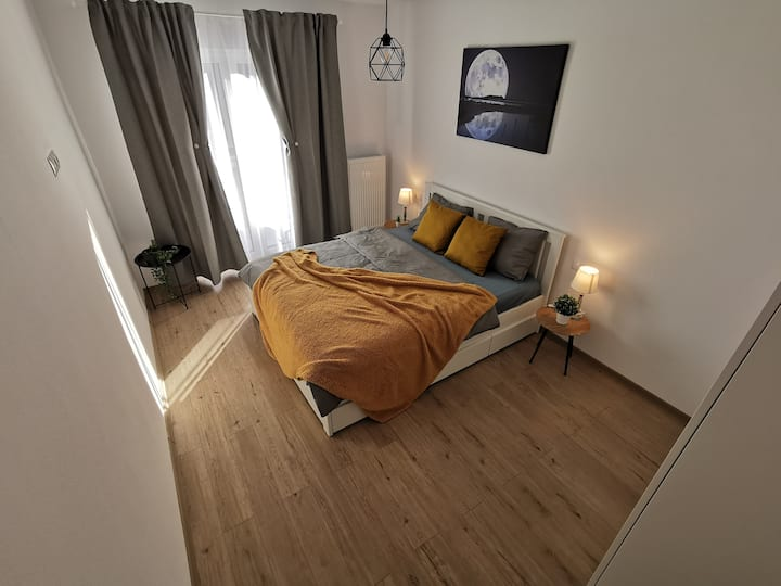 Modern Holiday Apartment Sibiu