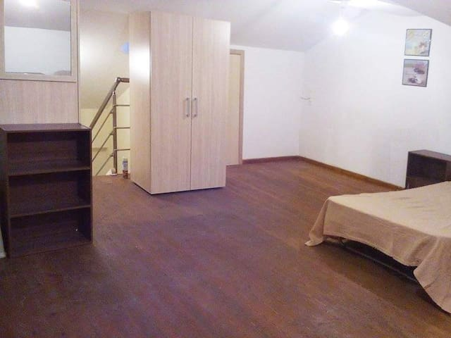Attic for 4 persons - Gerakas - Talo