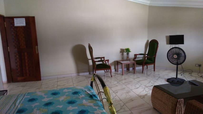 Appartement meublé à Abidjan