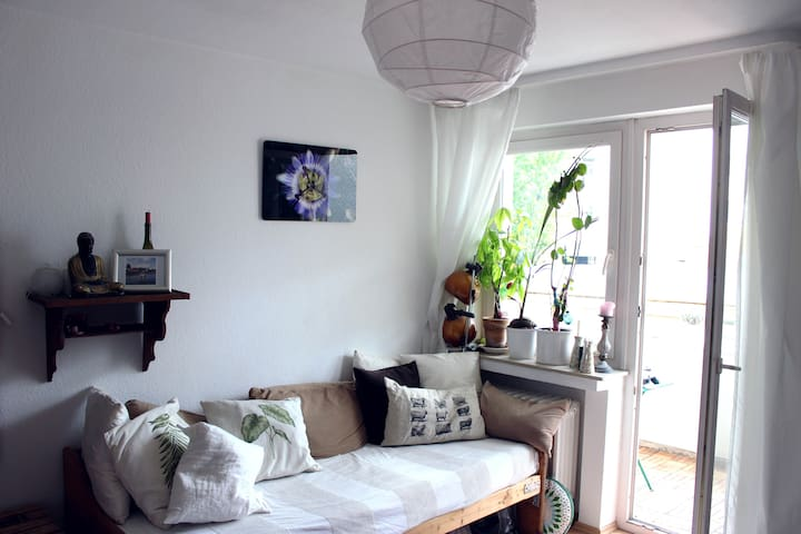 Coosy room in the best area - Keulen - Appartement