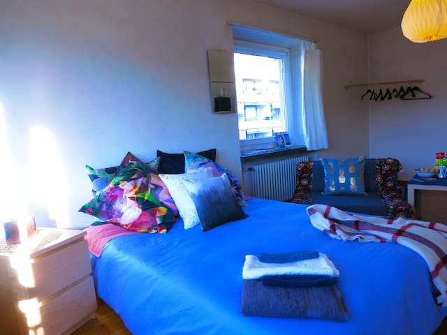 GOOD LOCATION! OLTEN CENTRAL STATION 3min. by walk - Olten - Apartament