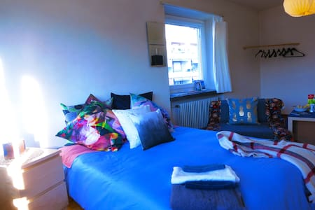 GOOD LOCATION! OLTEN CENTRAL STATION 3min. by walk - Olten - Lejlighed