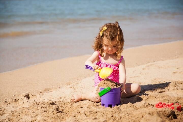 Brittany, pool villa and beach - Santec - Villa