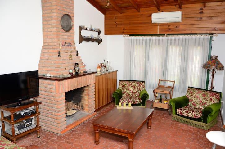 Casa de familia numerosa y amigable - Olivos - Rumah