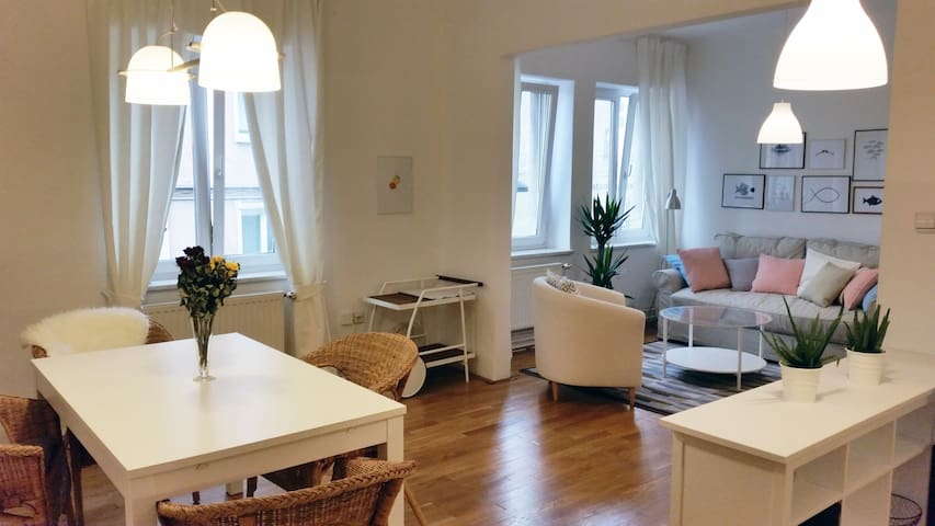 Beautiful apartment in city center!