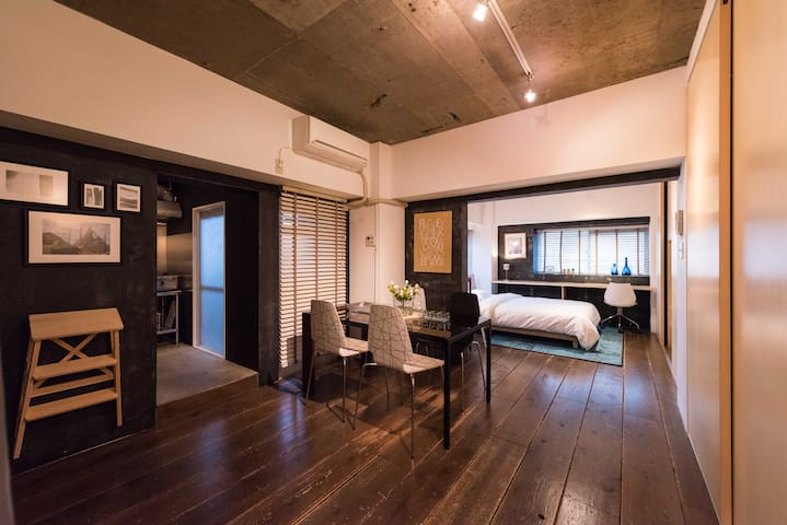 Open sale!【SHIBUYA】Best location and well designed - Shibuya-ku - Квартира