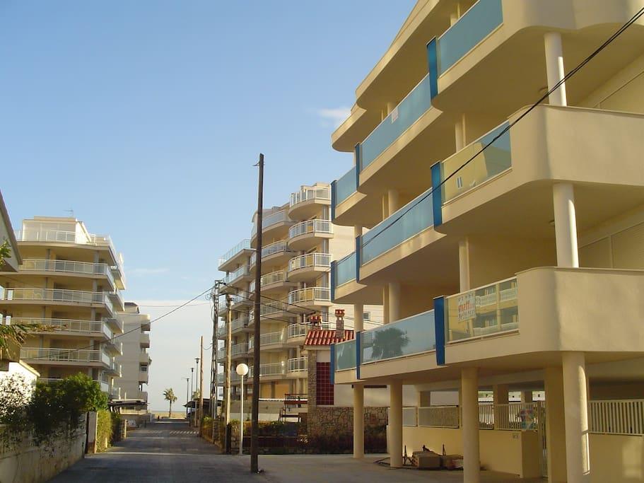 La sirena appartamenti in affitto a pe scola comunidad - Enel richiesta interramento linea ...