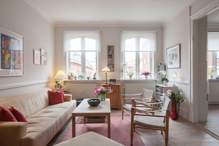 I hjertet af København - København
