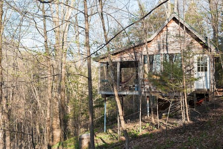 Deluxe Treehouse 1 hr from Toronto - Scugog - Lombház