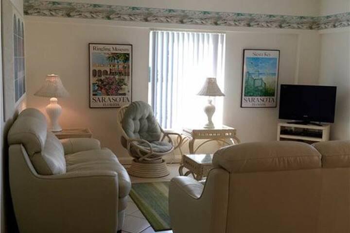 Island House Beach Resort 2N - Siesta Key - Lakás