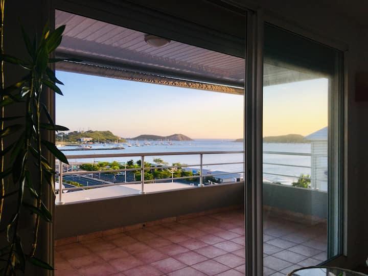 Appartement spacieux agréable bien situé à Nouméa