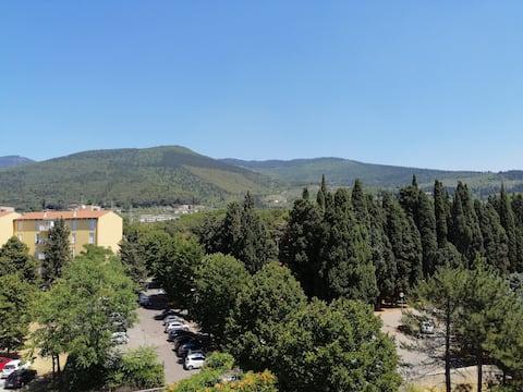 La sorgente dei sorrisi, Sesto Fiorentino, Tuscany