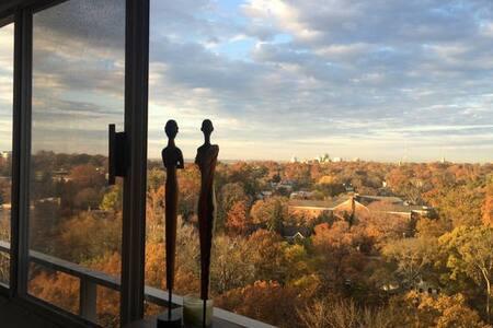 Sunset View City/TreeScape Hi-Rise