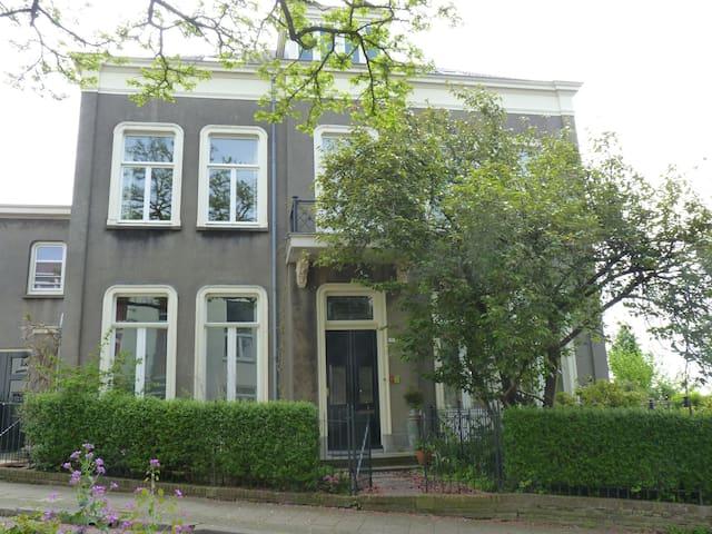 Monumentale villa van 1860 - Arnhem - Bed & Breakfast