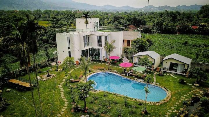 Hannah resort BaVi Ha Noi