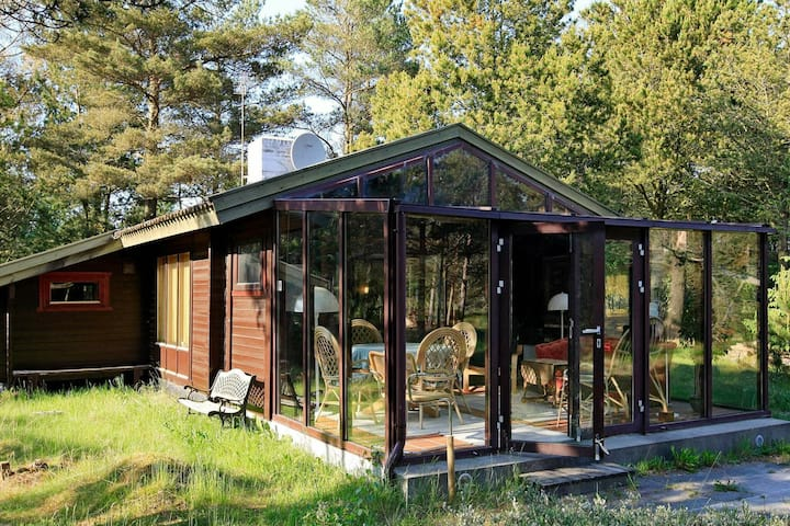 Charming Holiday Home in Ålbæk With Terrace