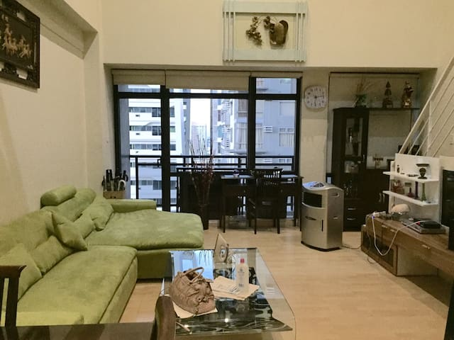 1br loft gramercy for rent makati