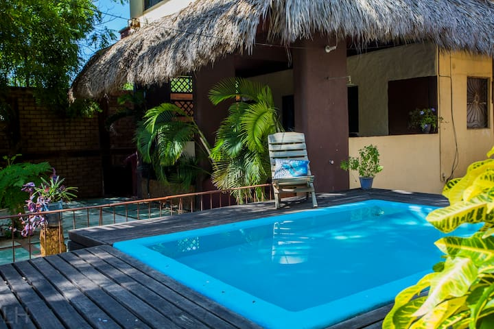 Beautiful Casita de Playa en Zicatela - Puerto Escondido - Apartment
