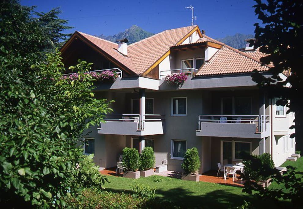 A due passi dal centro di merano appartamenti in affitto for Appartamenti in affitto a merano