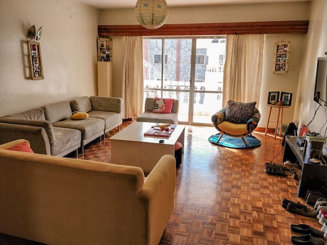Centrally located , Bright, spacious, great views!