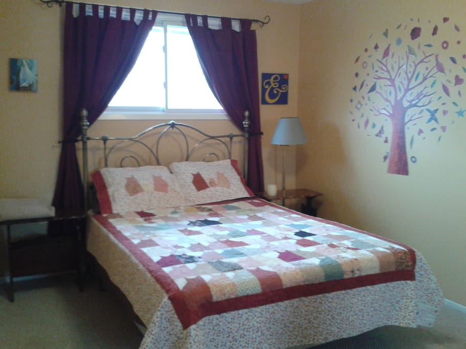 Cat Quilt Room Central Niagara Houses For Rent In Saint