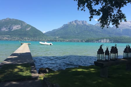 6 Luxury Hunts facing lake Annecy - Sévrier