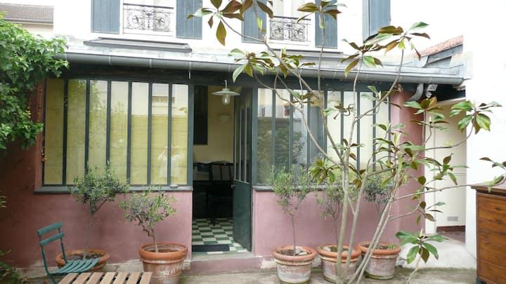 Loft familial aux portes de Paris