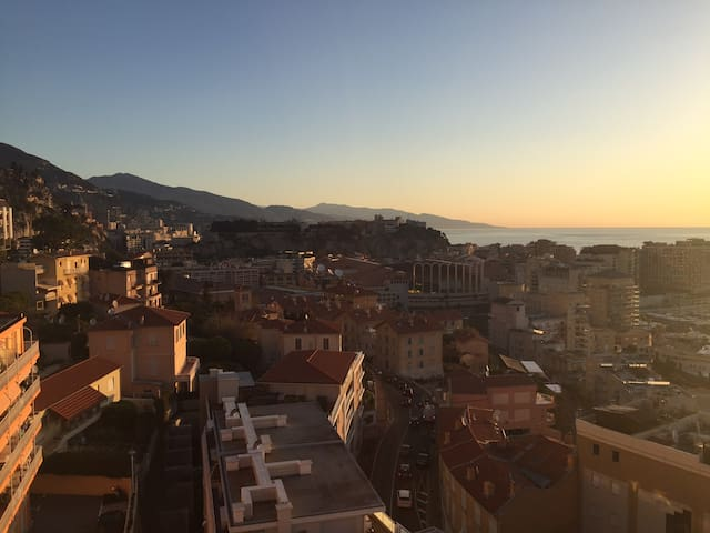 1 Room Near Monaco - Cap-d'Ail - 公寓