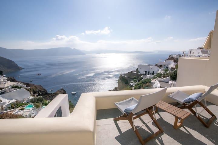 Two Bedroom Villa, Outdoor Hot Tub - Aloia Villas